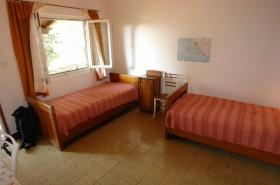 Obývací pokoj s dvěma lůžky