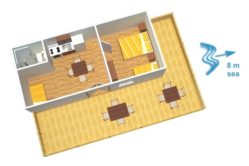 Apartmány Marina