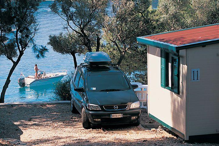Chorvatsko bungalovy pri mori