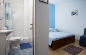 Druhá ložnice s koupelnou
