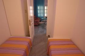Druhá část ložnice