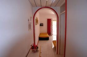 Vchod do apartmánu