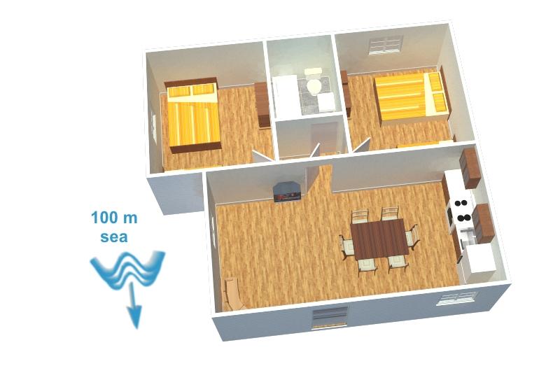 Apartmány Radmila