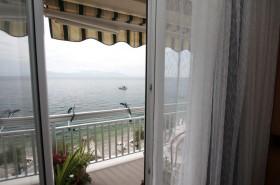 Vstup na balkon