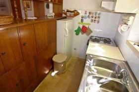 Velká lednička v kuchyni