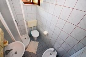 Druhá koupelna v apartmánu