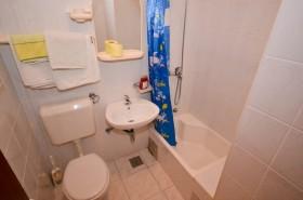 Třetí koupelna apartmánu
