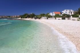 Pláž blízko domu