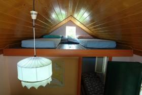 Matrace ke spaní na mezonetu