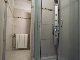 Detail sprchového koutu