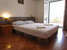 Druhá ložnice apartmánu