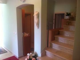 Schody do prvního patra