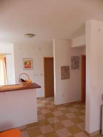 Pohľad z obývacej izby