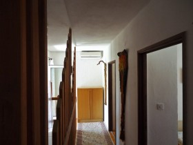 Klimatizace na chodbě