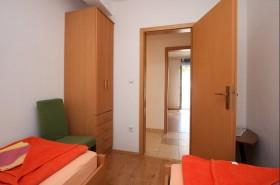 Detail druhé ložnice