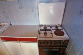 Detail kuchyňe