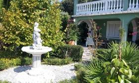 Dekorace zahrady