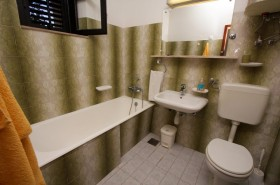 Prvá kúpeľňa