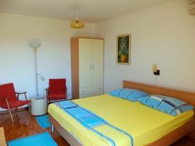 Spálňa v apartmáne