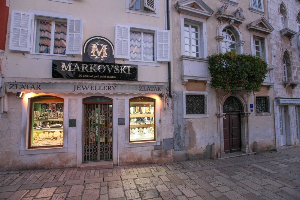 Luxusní studio Markovski