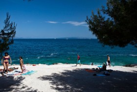 Pláž Labadusa