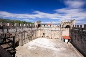 Vnitřek pevnosti