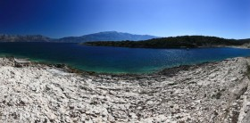 Panorama pláže