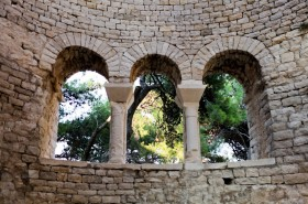Apsida baziliky