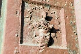 Madona na dveřích katedrály