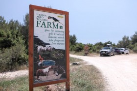 Nedaleká farma
