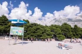 Pláž Laganini