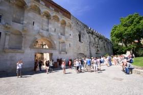 Hlavní brána do Starého města