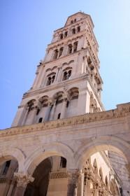 Věž Diokleciánova paláce