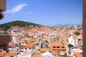 Pohled na Split