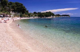 Pláž Kaštelet