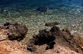 Krásné a průzračné moře