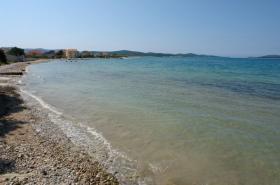 Místní pláž