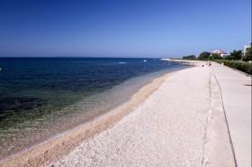 V září jsou pláže bez turistů
