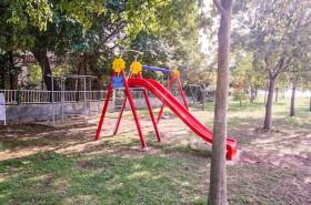 Dětské hřiště v letovisku