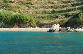 V Bolu si najdete i osamocenou pláž