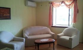 Obývací část pokoje