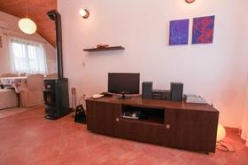 Vybavení v obývací části