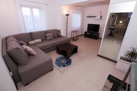 Obývací část - přízemí