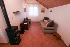 Obývací část - patro