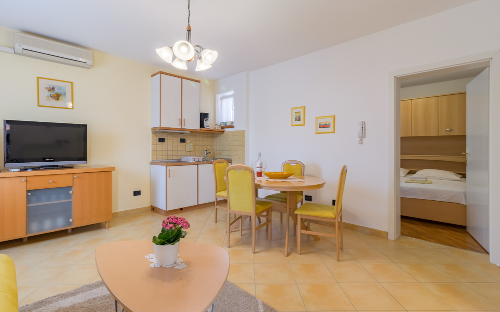 Apartmány 1318-60