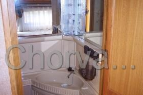 Koupelna v Karavanu