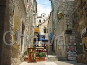 Jedna ze starých uliček