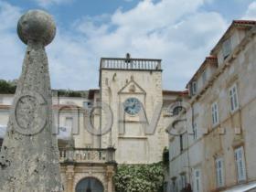 Gradska loža - hodiny a zvonice