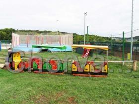 Dětské hřiště ve čtvrti Verudela