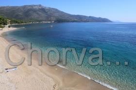 Písečná pláž Trstenica